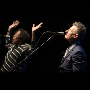 Lyle Lovett and His Large Band