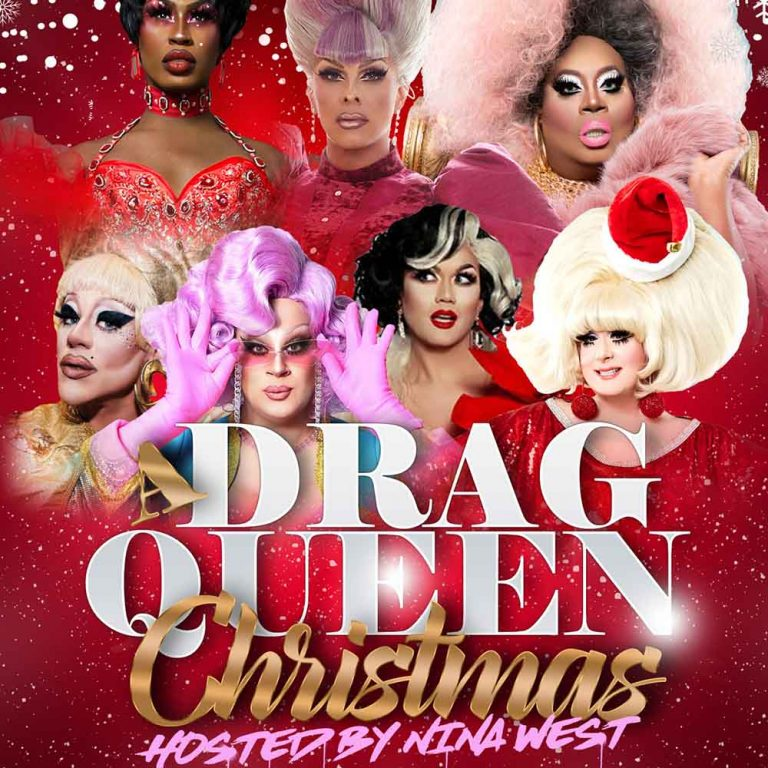A Drag Queen Christmas.A Drag Queen Christmas Acl Live At The Moody Theater
