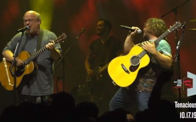 What Happened Last Night: Tenacious D in Post-Apocalypto The Tour