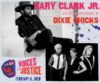 Gary Clark Jr. with special appearance by the Dixie Chicks