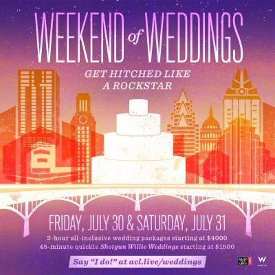 Weekend of Weddings