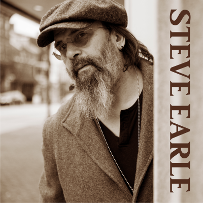 Steve Earle Special Solo Performance Benefitting The Wittliff Collections